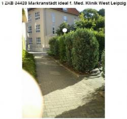 1 BHK Apartment Leipzig Westend