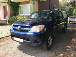 Toyota Hilux 2.5 D 4x4 Double Cabine ,Belge