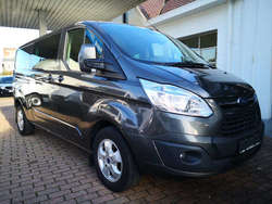 Ford Transit Custom Double cabine