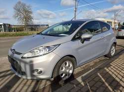 Ford Fiesta 1.6 TDCi Champions Edition ECOnetic