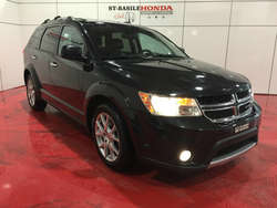 2012 Dodge Journey R/T AWD + 7 PLACES + CUIR + GPS
