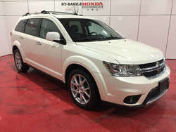 2013 Dodge Journey R/T AWD + 7 PLACES + GPS + DVD