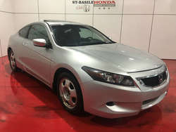 2010 Honda Accord Coupe EX + TOIT + MAGS + PROPRE