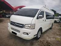 2015 Farid Placer 2.5 high roof window van 18 seater