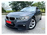 BMW 316i 1.6 F30 Sedan TWIN PWR TURBO M-PERFORMANCE B/KIT IDRIVE LUXURY