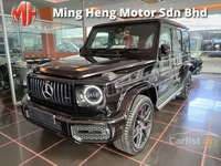 2019 Mercedes-Benz G63 AMG 4.0 4MATIC SUV - RECON -