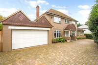 4 bedroom detached house for sale in Branksome Park Road, Camberley, Surrey, GU15