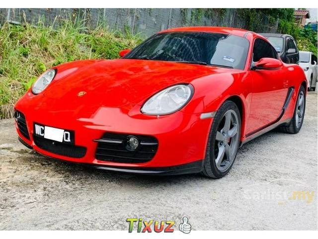 2006/2010 NEW STOCK , Porsche Cayman 3.4 S Coupe , , CAR LIKE NEW.
