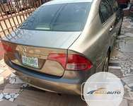 Honda Civic 2008 ₦1,300,000 for sale